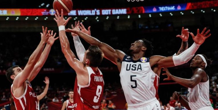 Basketball: United States slink out of World Cup with lowest-ever finish