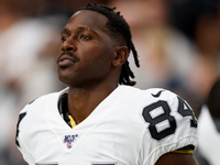 Antonio Brown accused of sexual assault in civil lawsuit