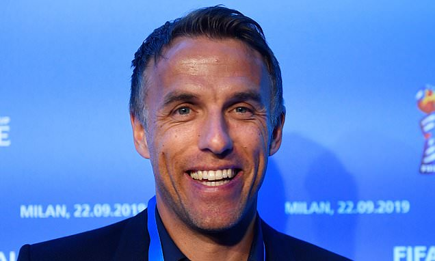 Phil Neville vows to select Team GB squad on merit at Tokyo Olympics