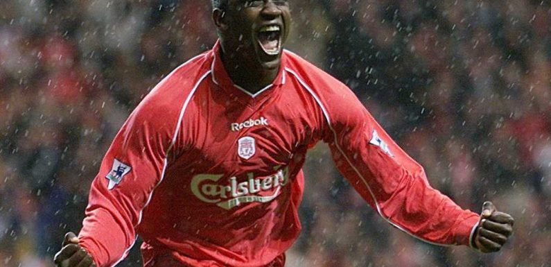 Emile Heskey reveals early regrets over Liverpool move: 'I literally laid on the floor and started crying'