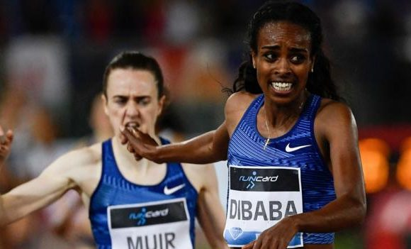 Genzebe Dibaba withdraws from World Athletics Championships