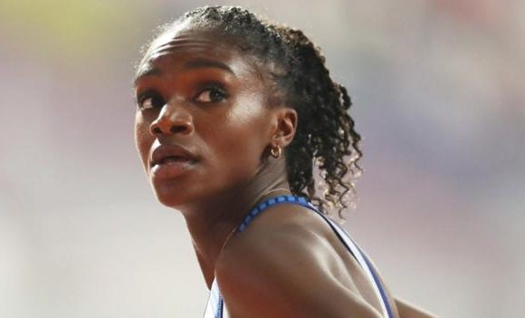 Dina Asher-Smith wins 200m heat to reach World Championships semi-finals