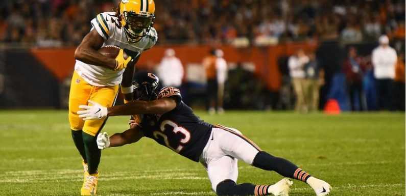 Davante Adams on Packers' offense: There's nowhere to go but up