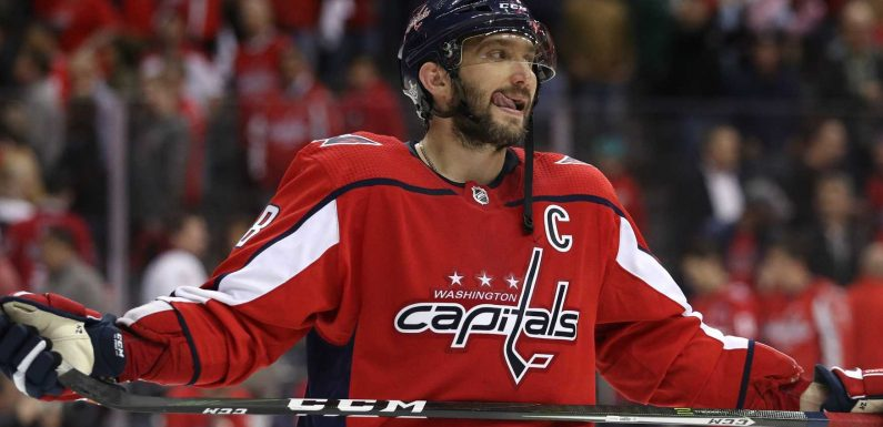 Capitals' Alex Ovechkin returns from injury scare, hockey sighs in relief