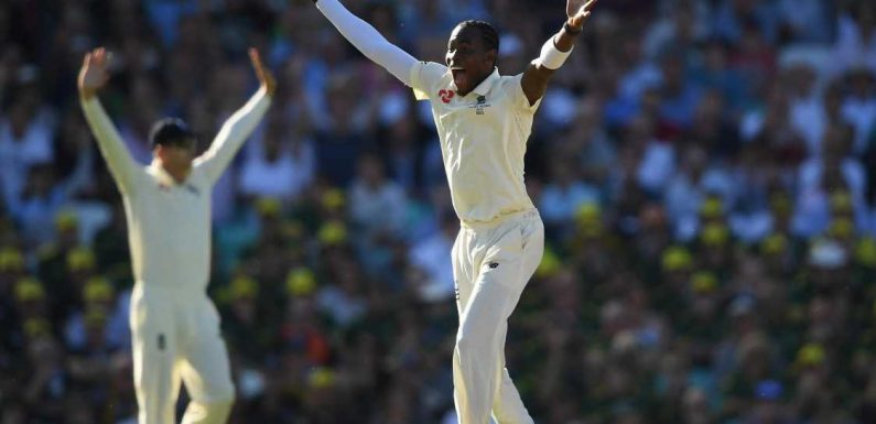 Ashes 2019: England offer glimpse of future as Jofra Archer and Sam Curran cut down Australia