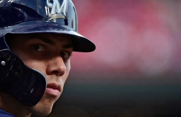 What does Christian Yelich's injury mean for the NL MVP race?