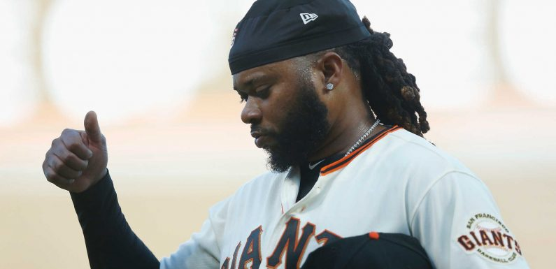 Giants' Johnny Cueto dominant in return from Tommy John surgery