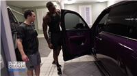 Dwight Howard Has A Purple Car For The Most Dwight Howard Of Reasons