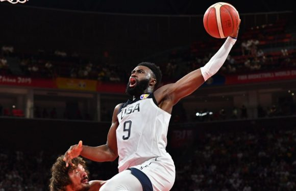 What can Brown do for Team USA? Just about everything