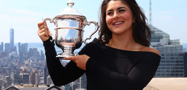 Bianca Andreescu says pressure is a privilege on The Tonight Show Starring Jimmy Fallon