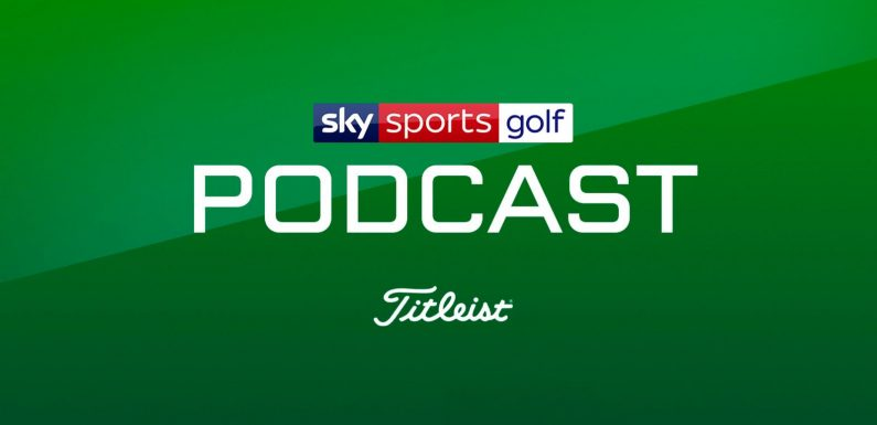 Sky Sports Golf podcast: Live from the Solheim Cup at Gleneagles