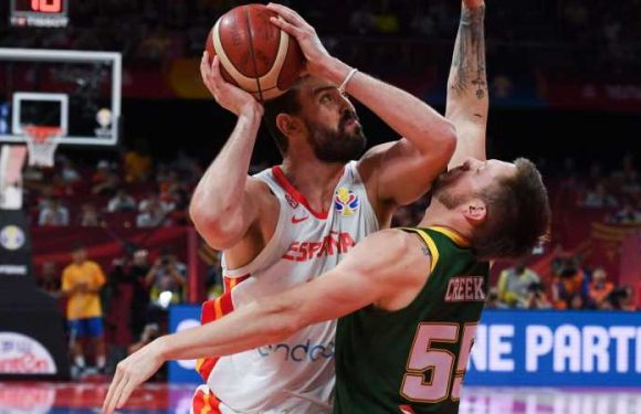 Spain come from behind to beat Australia in World Cup semi-final thriller