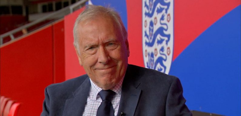 Martin Tyler talks Sky Sports through his first and best England commentaries