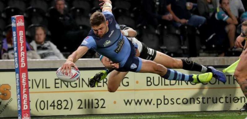 Hull FC 6-22 St Helens: Tommy Makinson thwarts Super League play-off bid