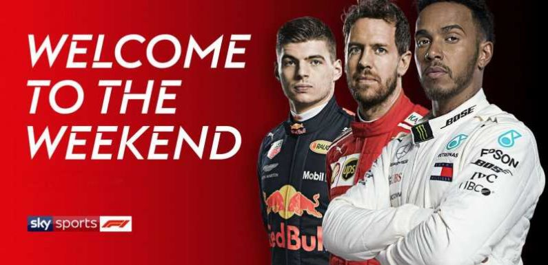 Welcome To The Weekend: Russian GP