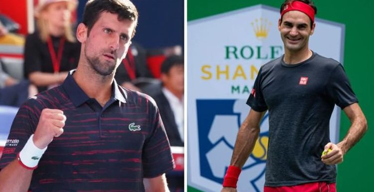 David Goffin explains the difference between facing Novak Djokovic and Roger Federer