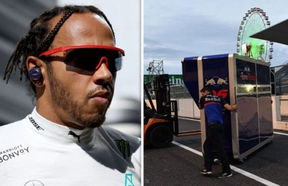 F1 fans worry Lewis Hamilton will miss Japanese Grand Prix after strange decision