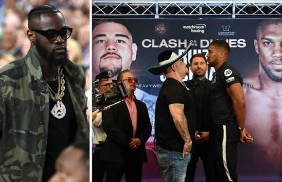 Boxing news: Deontay Wilder explains why Anthony Joshua will lose Andy Ruiz Jr rematch