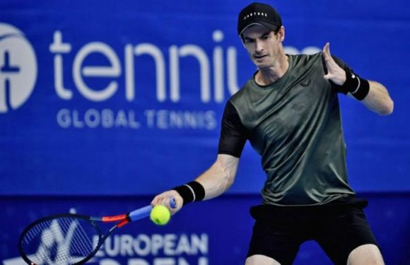 Andy Murray reaches first semi-final since 2017 with European Open win over Marius Copil