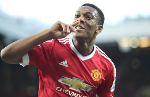 Man Utd star Anthony Martial remembers Liverpool debut goal ahead of Premier League clash