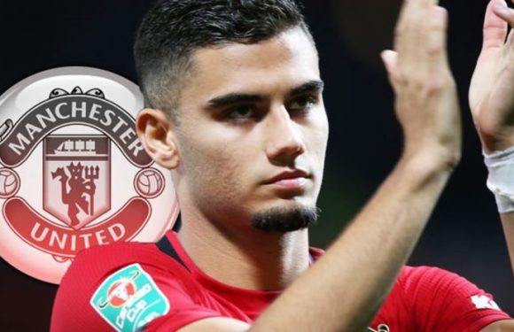 Andreas Pereira admits Man Utd stars 'hurting' like fans ahead of 'perfect' Liverpool tie