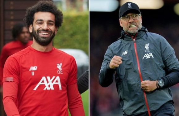 Jurgen Klopp warns Liverpool star Mohamed Salah to expect 'old school' tackles vs Man Utd