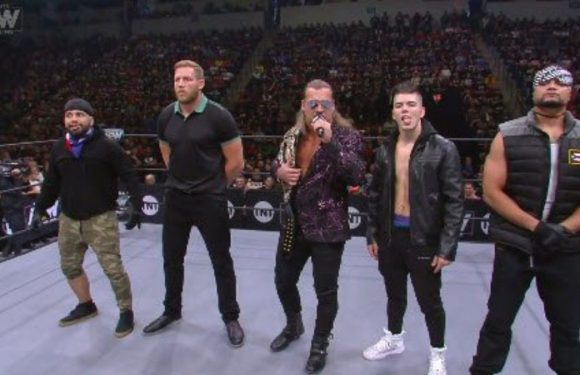 AEW Dynamite results, recap and grades: Jon Moxley makes television in-ring debut