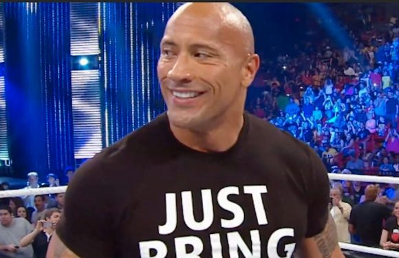 WWE SmackDown on FOX: The Rock returns for opening segment with Becky Lynch, Baron Corbin