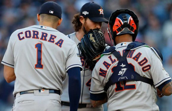 Yankees will be haunted by failure to knock out Astros ace Gerrit Cole in ALCS Game 3