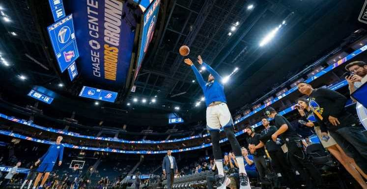 Will Steph Curry and Golden State Warriors give new Chase Center a five-star rating?