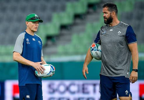 Jonathan Bradley: 'The Andy Farrell era begins now – and he already has many questions that need to be answered'