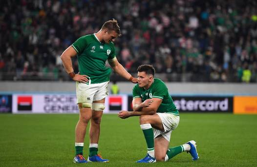 Senior men go missing once again as younger players left to face the music after latest World Cup failure