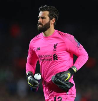 'I bullied Alisson but that was only because we were so close'