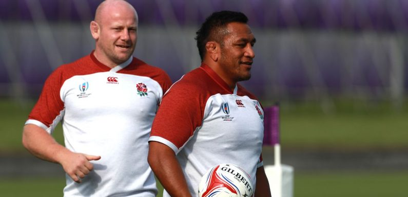 Mako Vunipola praying friends and family caught in Tokyo typhoon chaos are safe