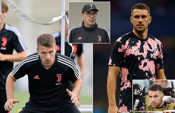 Aaron Ramsey is at a crossroads eight games into Juventus' season
