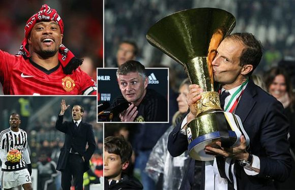 Massimiliano Allegri can transform Manchester United if he takes over