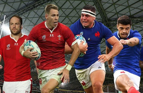Wales vs France – Rugby World Cup 2019: Live score and updates