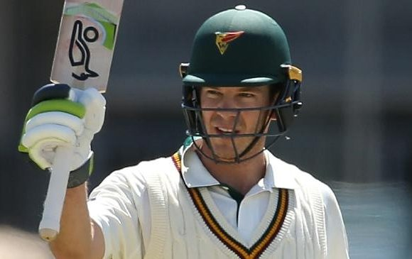 Tim Paine hits first first-class domestic century in 13 years