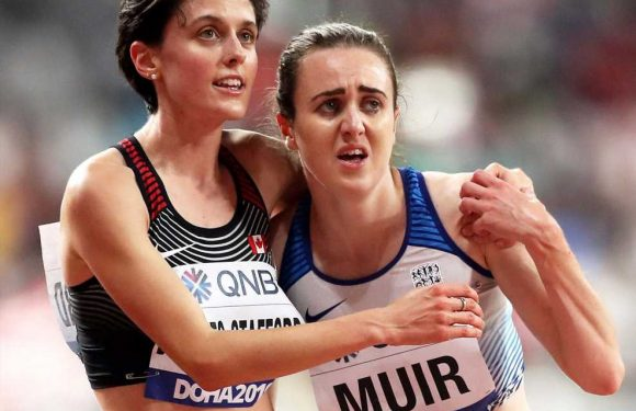 World Athletics Championships 2019: Laura Muir suffers more heartbreak after missing out on 1500m medal