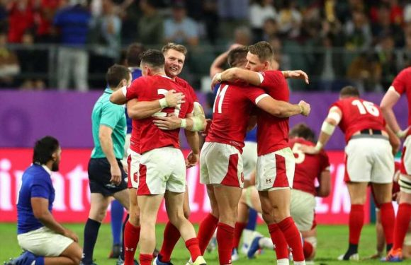 Wales vs France – Rugby World Cup 2019 quarter-final: Ross Moriarty turns hero after villain Sebastien Vahaamahina costs Les Bleus