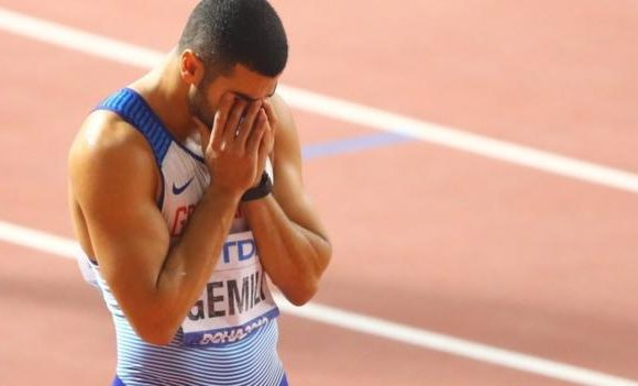 World Athletics Championships: Noah Lyles wins 200m gold with Adam Gemili fourth