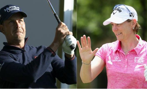 New mixed golf tournament to be hosted by Henrik Stenson and Annika Sorenstam