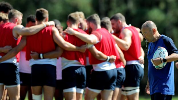 England name team to face Australia at Rugby World Cup