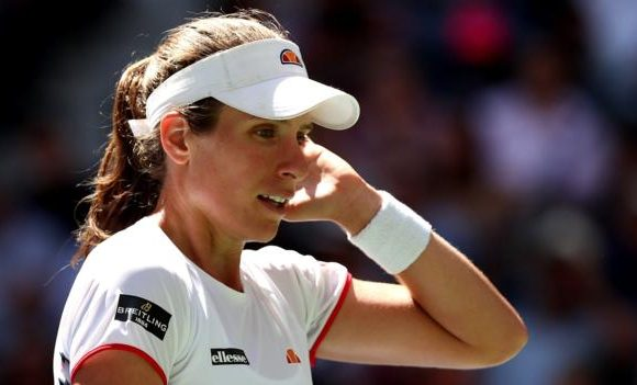 Johanna Konta's season is over after she pulls out of WTA Elite Trophy