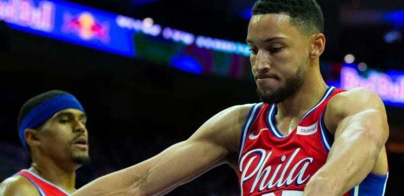 Ben Simmons hits first three-pointer in Philadelphia 76ers' preseason win