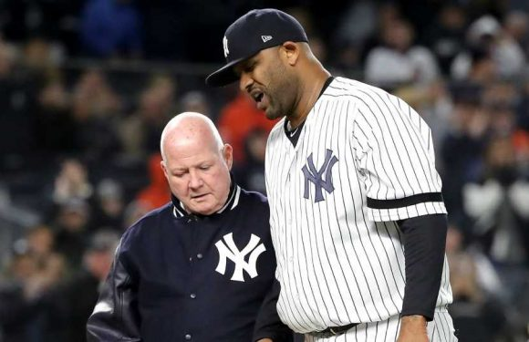 CC Sabathia injury update: Yankees pitcher (shoulder) removed from ALCS roster