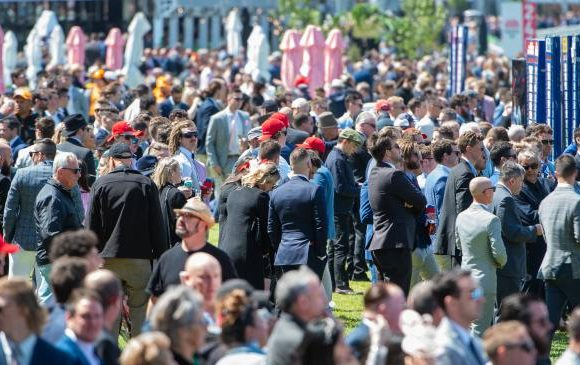 Caulfield Cup: where every runner finished