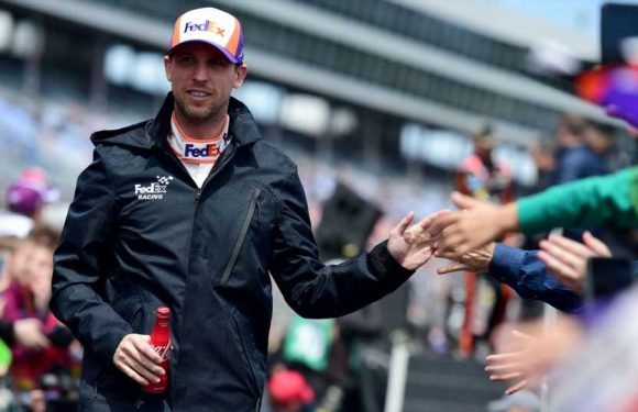 NASCAR playoffs 2019: Denny Hamlin on Joey Logano: 'All he did was piss some people off'