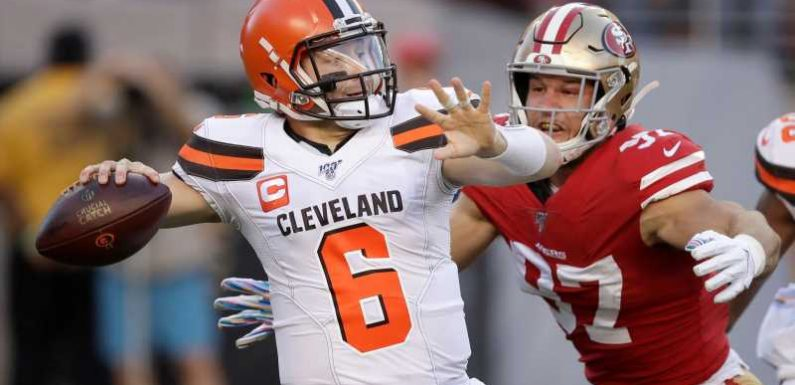 Maybe The 49ers Are Good And The Browns Are Bad