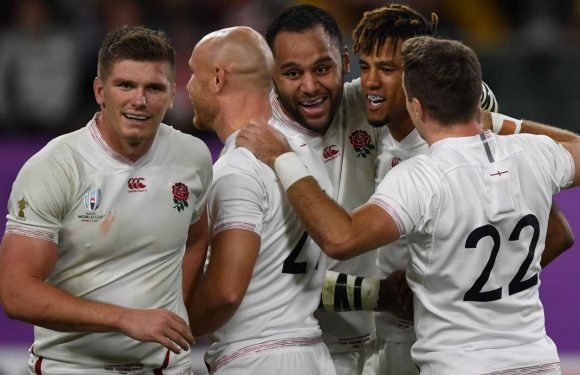 England defeat Australia in style to reach Rugby World Cup 2019 semi-finals